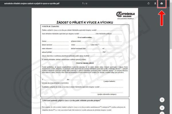 autoskola-chladek-znojmo-postup-tisku-1-detail